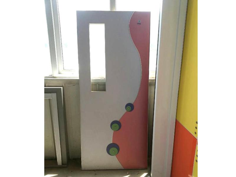 儿童医用门——不只好看那么简单!