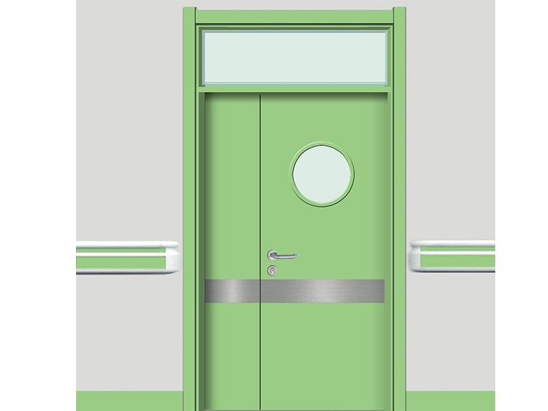 防辐射医用门