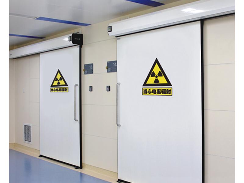 重症监护室门