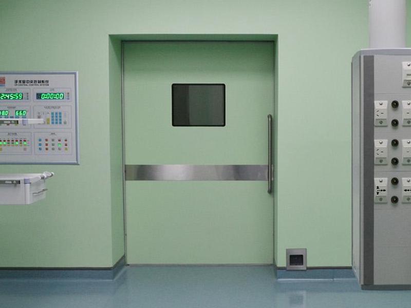 德州自动医用门生产厂家安装案例