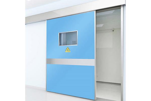CT防辐射门