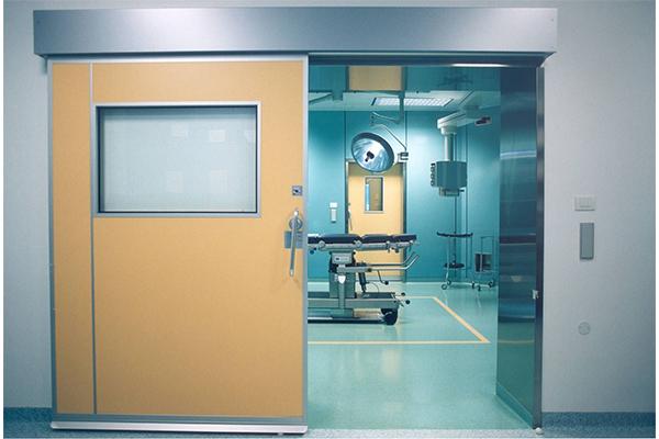 如何控制医用防辐射门的防辐射性能?
