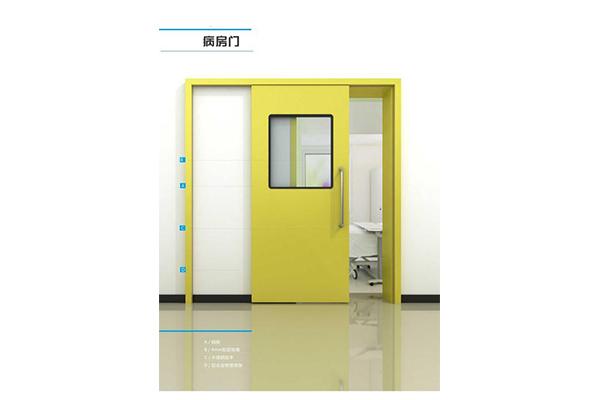 操作员在装置医用气密门时应注意哪些细节化的问题?
