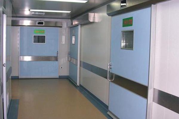 安装医用门时应选择哪些主要配件呢?