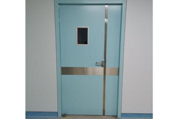 病房设计时医用门选择哪些呢?不同的病房可以选用不同的医用门