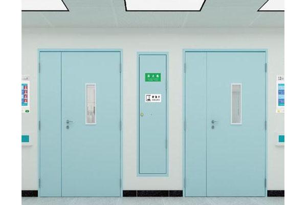 怎么看医用门质量的好坏?质量好医用门的都有这几个特点
