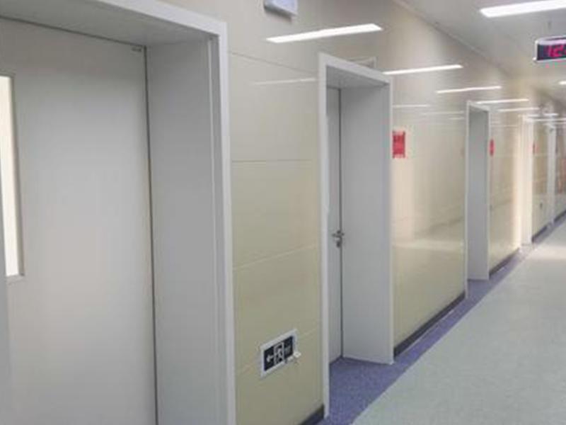 钢质医用门